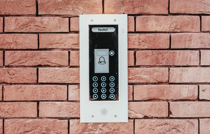 bezprzewodowy dzwonek do drzwi