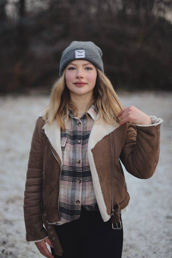 kurtka zimowa damska