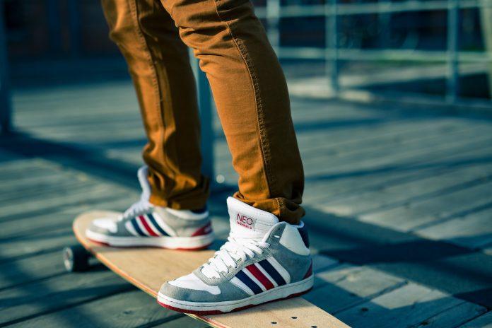 skateboards buty męskie
