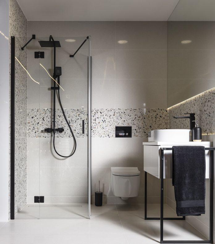 prysznic zamiast wanny